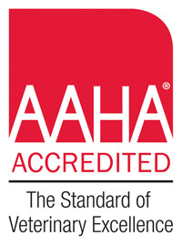 AAHA Accredited veterinary practice